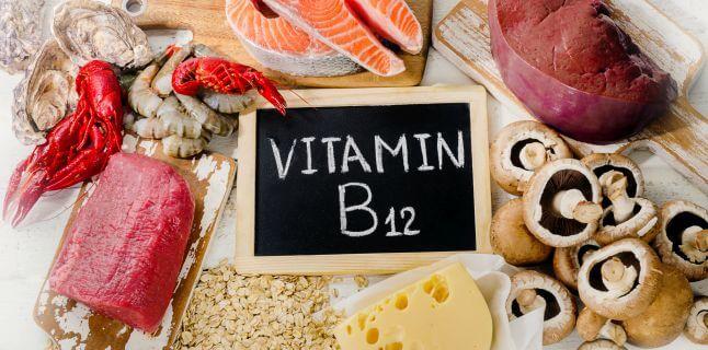 Vitamina B12 - Beneficii si surse de cianocobalamina