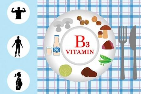 Vitamina B3 (Niacina): Beneficii, dozare si rolul Vitaminei B3