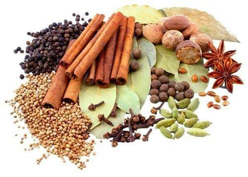 Importanta condimentelor in alimentatie