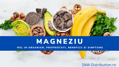Magneziu: proprietati, beneficii, simptomele deficitului si doza optima