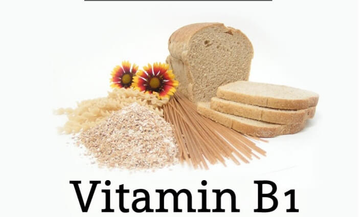 Ce este tiamina sau vitamina B1?