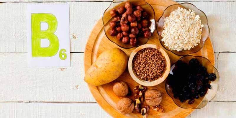 Vitamina B6 - beneficii si surse de Piridoxina