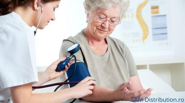Metode de a scadea tensiunea arteriala rapid