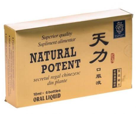 natural potent recenzii