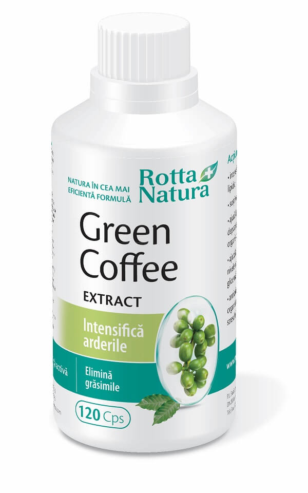 green coffee extract rotta natura pareri