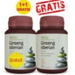 Ginseng Siberian, 30 capsule + 30 capsule gratis, Alevia