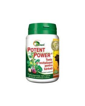 Potent Power, 50 tablete, Ayurmed - Star International Med