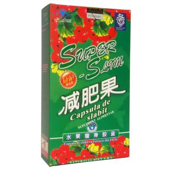 Capsula de slabit, 30 capsule, China | Super Slim