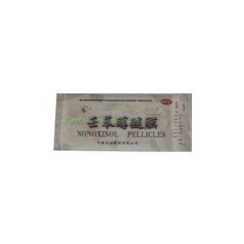 Pelicule contraceptive nonoxinol, 100 buc | foite chinezesti