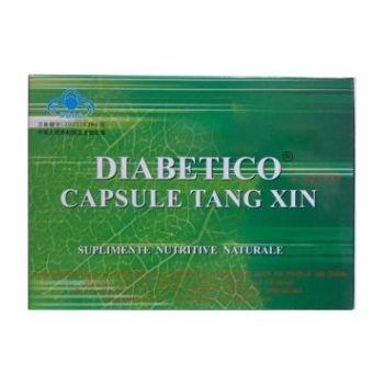 Diabetico Tang Xin, 18 capsule, China