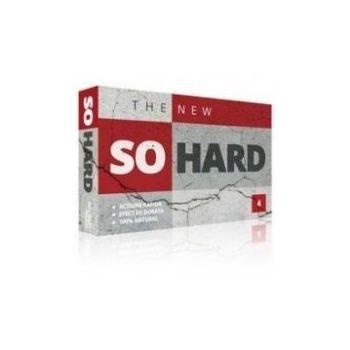 So Hard 4 pastile - pentru erectii puternice