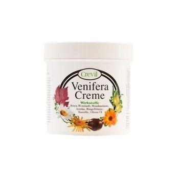 Crema pentru varice, Venifera, 250 ml, Crevil