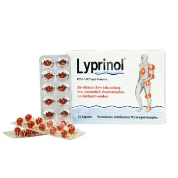 Lyprinol, 60 capsule, Pharmalink - anti-inflamator natural