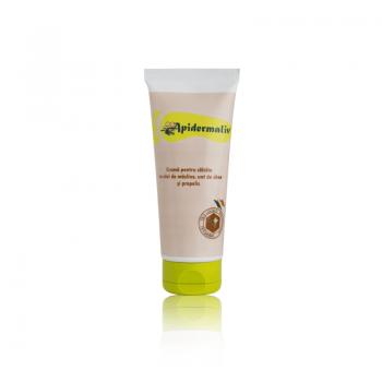 Apidermaliv crema de calcaie cu propolis 50 ml Complex Apicol