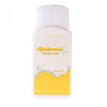 Lapte demachiant Apidermin lejer 150 ml Complex Apicol