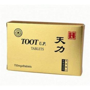 Toot Up | Tianli pastile, 8 buc