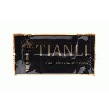 Tianli servetel umed pentru potenta, 10 buc
