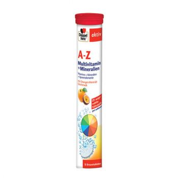 A-Z multivitamine si minerale, 15 comprimate efervescente, Doppelherz