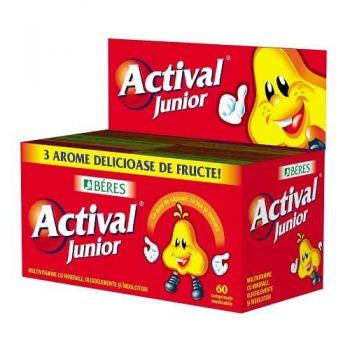 Actival Junior, 60 comprimate