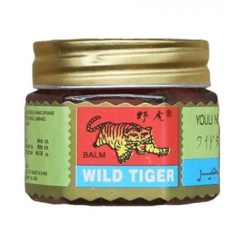 Alifie chinezeasca Wild Tiger Balm, 18.4 g, Tianran