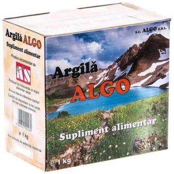 Argila pulbere, 1 kg, Algo