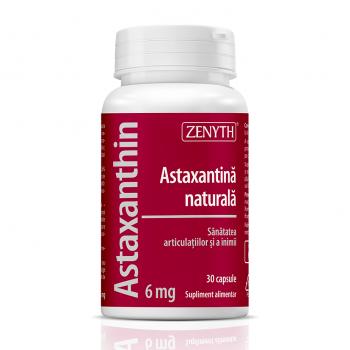 Astaxanthin 6 mg, 30 capsule, Zenyth