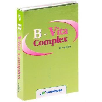 B-Vita Complex, 20 capsule, Amniocen
