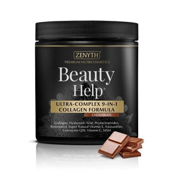 Beauty Help Ultra-Complex 9-in-1 Collagen Formula, 300 g, Zenyth