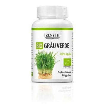 Bio Grau Verde, 80 g, Zenyth