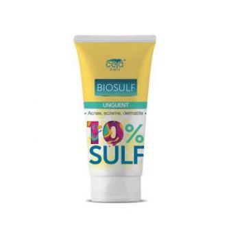 Biosulf Unguent cu Sulf 10%, 50g, Ceta Sibiu