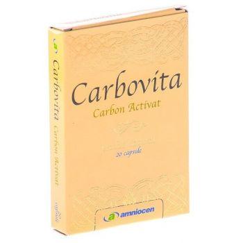 Carbovita, 20 capsule, Amniocen