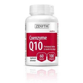 Coenzima Q10, 60 cps, Zenyth