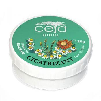 Crema cicatrizanta, 20 g, Ceta Sibiu