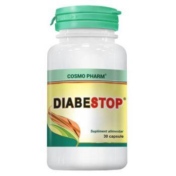 Diabestop, 30 capsule, Cosmopharm