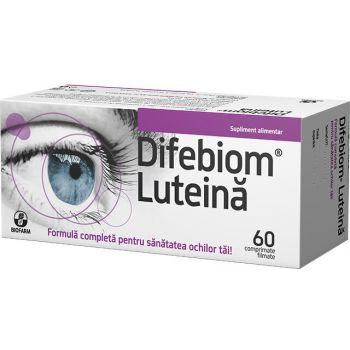 Difebiom Luteina, 60 comprimate, Biofarm