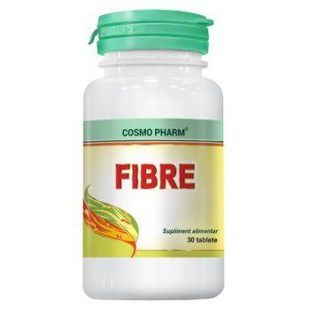 Fibre, 30 tablete, Cosmopharm