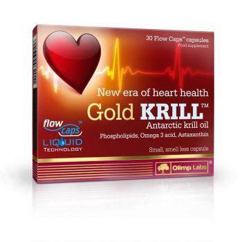 Gold Krill, 30 capsule, Olimp Labs