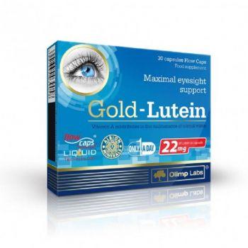 Gold Lutein, 30 capsule, Olimp Lab
