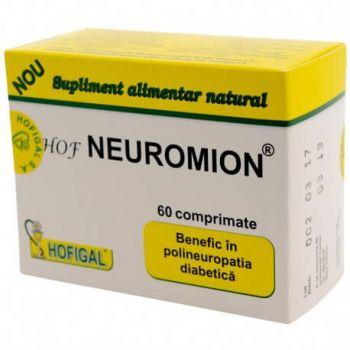 Hof Neuromion, 60 comprimate, Hofigal