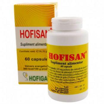 Hofisan, 60 capsule, Hofigal