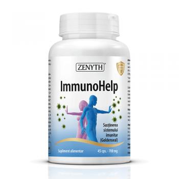 ImmunoHelp, 45 capsule, Zenyth
