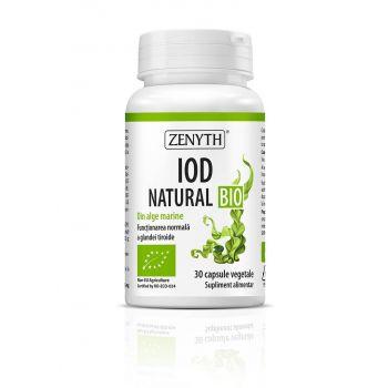 Iod Natural Bio, 30 capsule, Zenyth