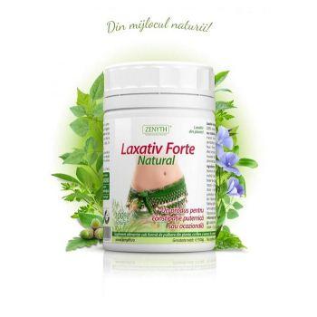 Laxativ Forte Natural, 100 g, Zenyth