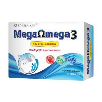 Mega Omega 3, 30 cps moi, Cosmopharm