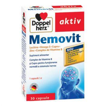 Memovit, 30 capsule, Doppelherz