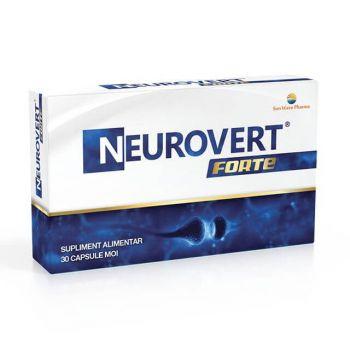 Neurovert Forte, 30 capsule