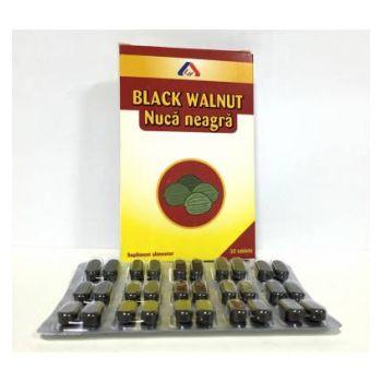 Nuca Neagra, 30 tablete, American Lifesyle
