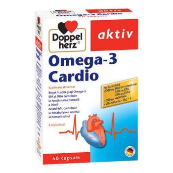 Omega-3 extra 1000 mg, 60 capsule