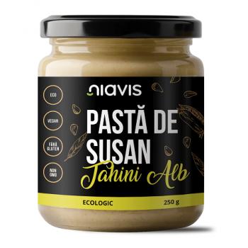 Pasta de Susan (Tahini Alb) Ecologica/BIO 250g Niavis