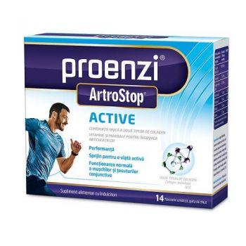 Proenzi Artrostop Active, 14 flacoane, Walmark